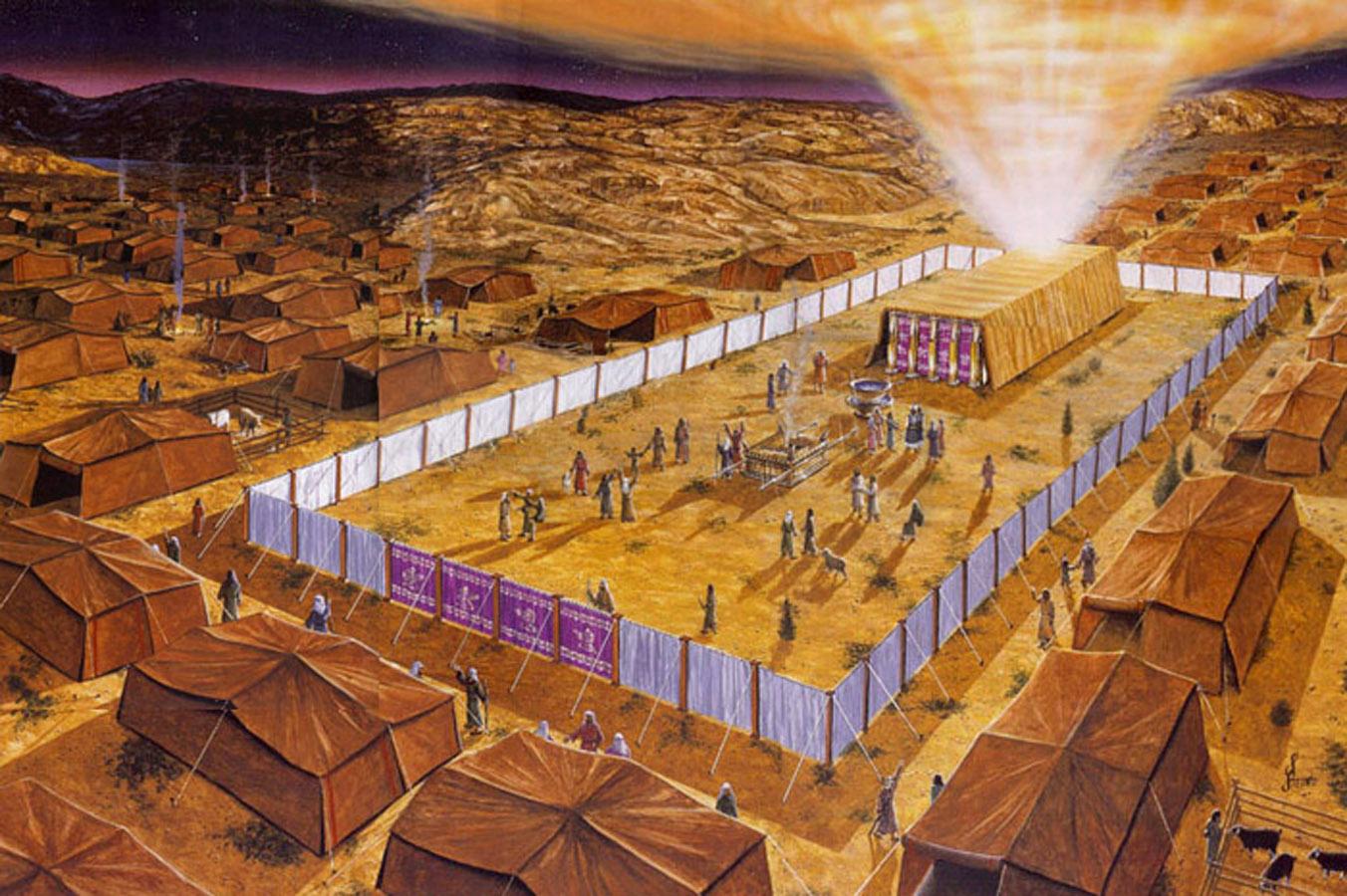 El Tabernáculo De Dios Tabernaculo Prensa De Dios