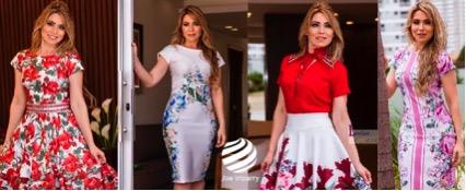 8441d5aed9d9 Diseñadora Lanza Una Línea De Ropa Exclusiva Para Mujeres Cristianas ...
